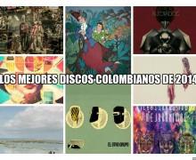 los mejores discos colombianos de 2014