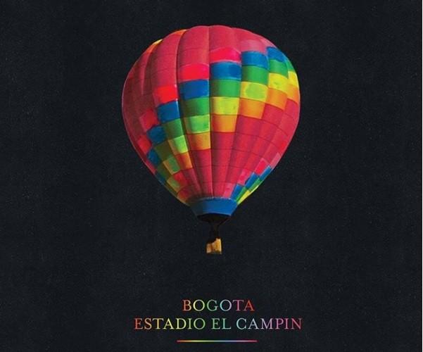 Concierto Coldplay colombia 2016