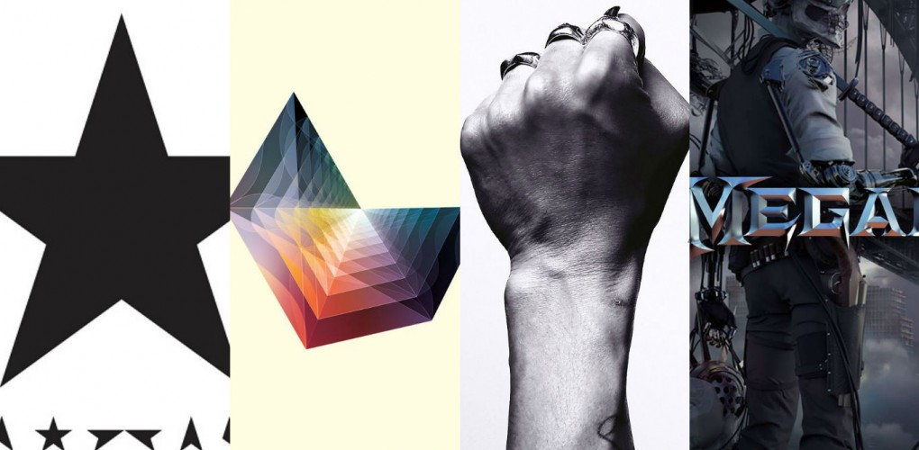 Best albums january 2016