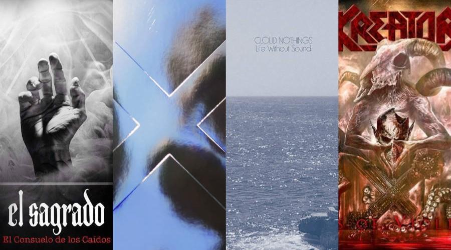 Los discos del enero 2017 1
