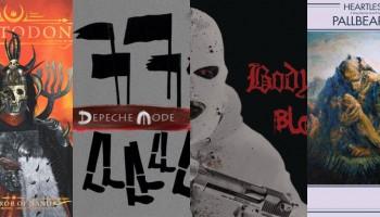 Mejores discos marzo 2017
