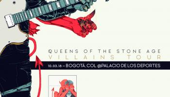 concierto queens of the stone age bogota 2018
