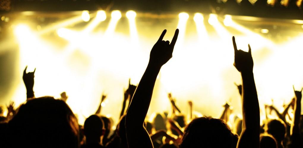concierto live music